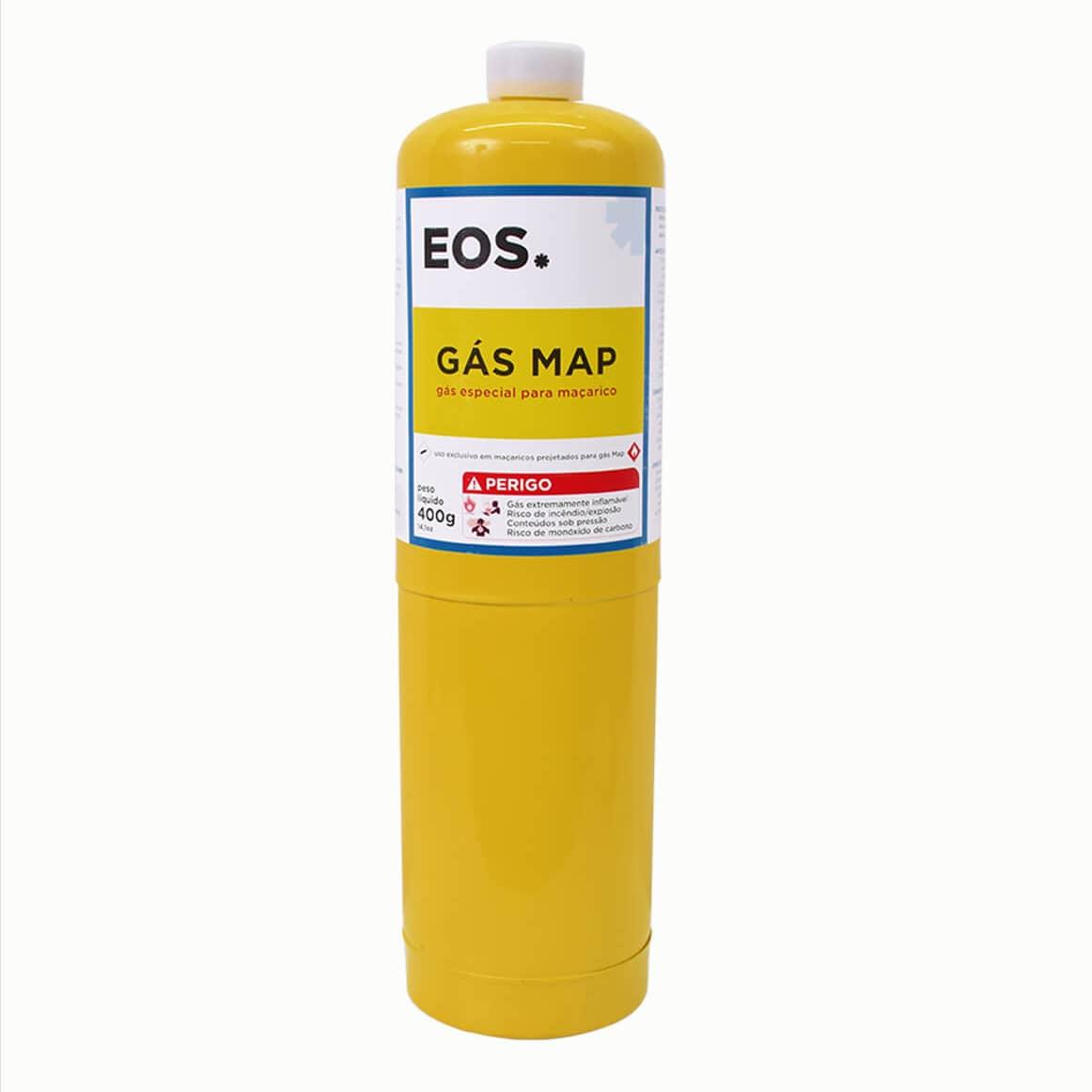 GAS PARA MAÇARICO - EOS