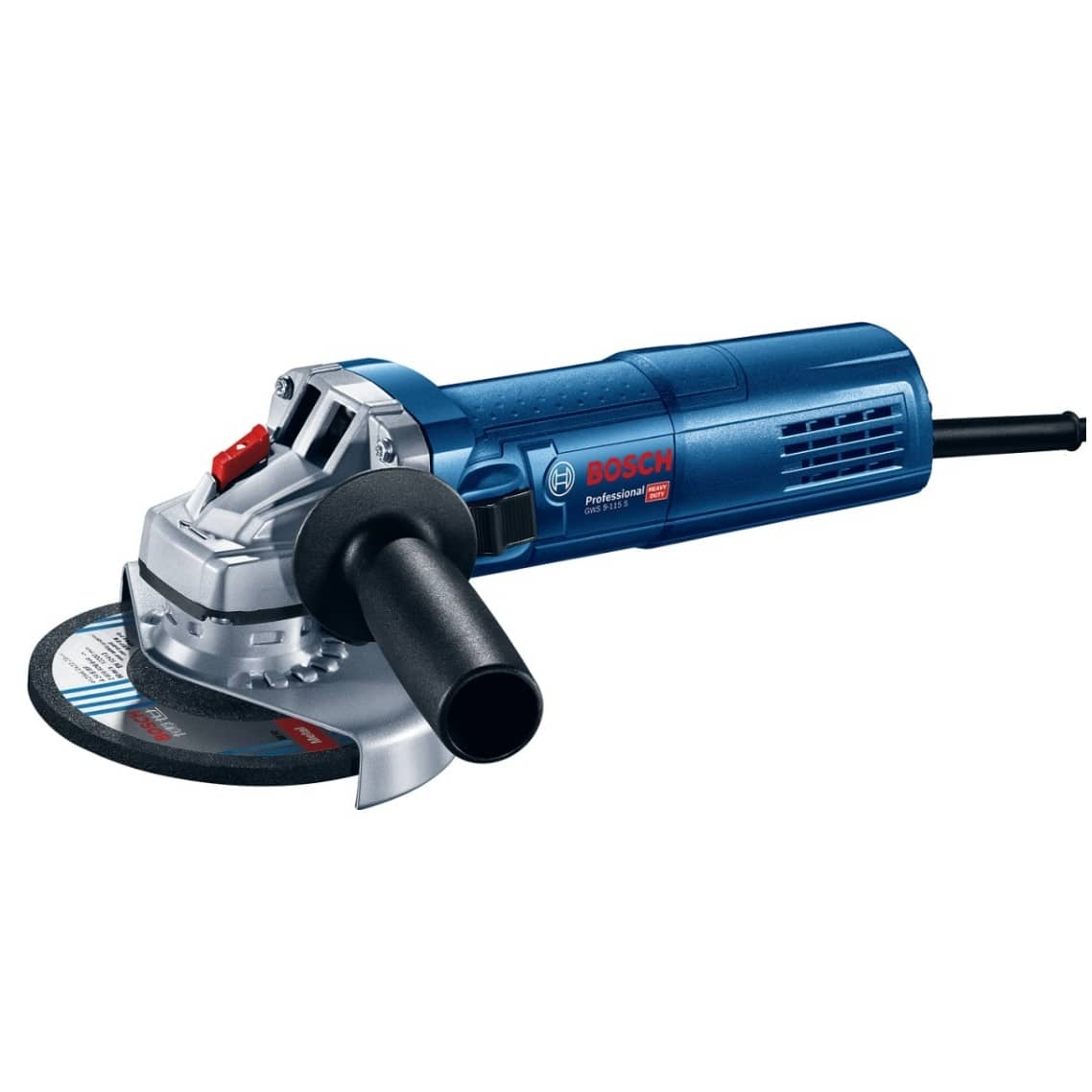 Esmerilhadeira Bosch GWS 9-125S 900W